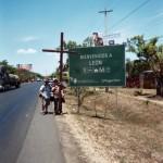 City of Leon Nicaragua